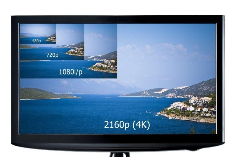 Mejores monitores 4K del 2021