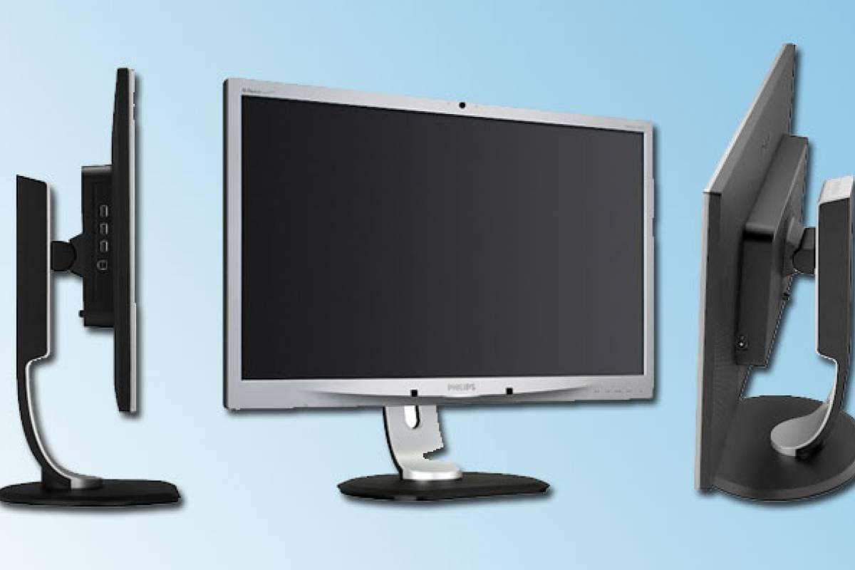 Monitores para videoconferencias y videollamadas